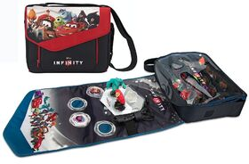 Disney Infinity Play Zone cases