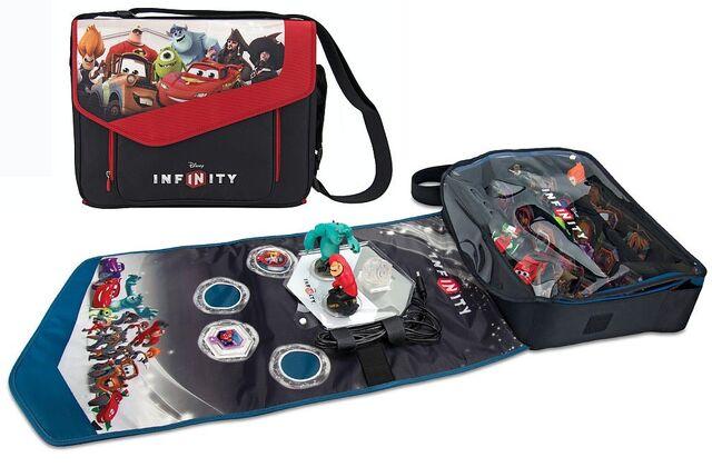 File:Disney Infinity Play Zone cases.jpg