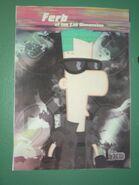 2nd Dimension Ferb Magazine Poster
