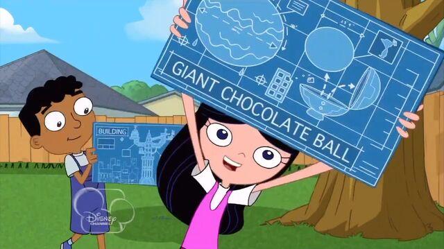 File:Giant chocolate ball.JPG