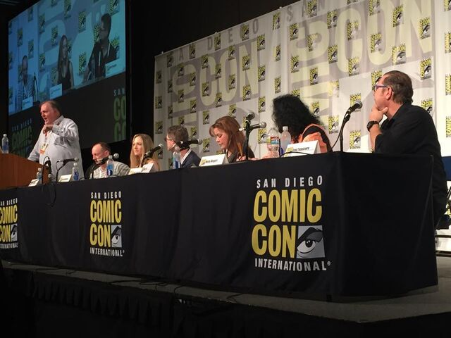 File:Fred Tatasciore at the Cartoon Voices 2 panel - SDCC 2015.jpg