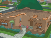 Baljeet's house