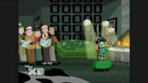 Phineas and Ferb - We Wish You A Merry Xmas