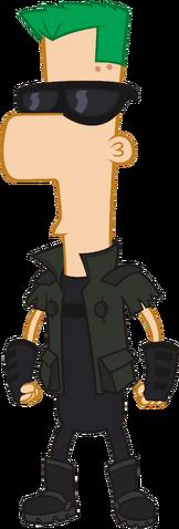 File:2nd Dimension Ferb Fletcher.png