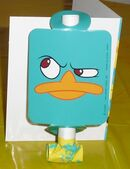 Hallmark birthday party blowout - Perry face
