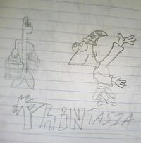 Phintasia, by DarkSkull12