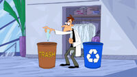 Doofenshmirtz's Recycling Scheme
