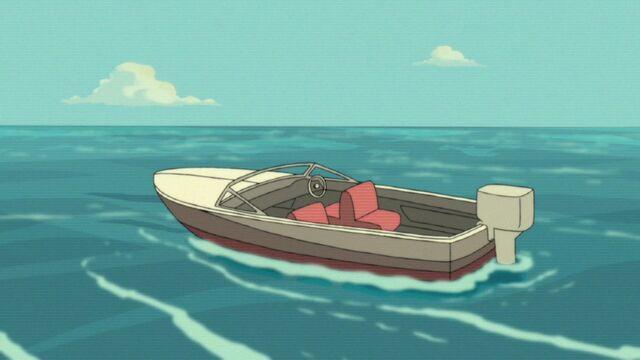 File:Boat on the ocean.jpg
