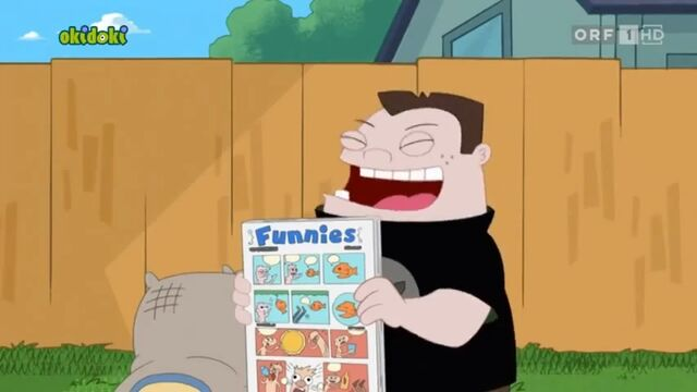 File:Buford reading funnies.jpg