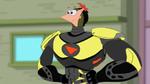 Beak reveals identity
