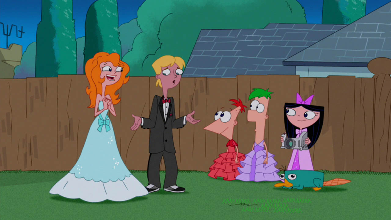 image you all look beautiful jpg phineas and ferb wiki