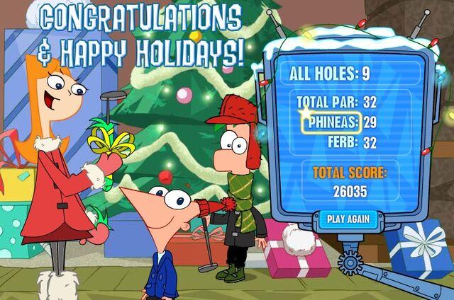 File:Winning screen for winter holidays version of gadget golf.jpg
