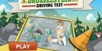 Drusselstein Driving Test (game)
