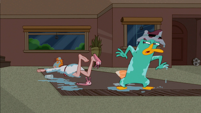 File:Perry does not appreciate being covered in water.png