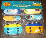 DesignWare 2012 Skateboard party favor pack