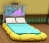 Phineas' Bed