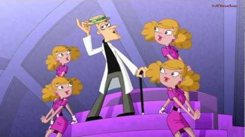 Phineas and Ferb - Impress My Professor