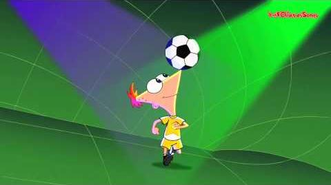 Phineas and Ferb - Football X-7