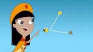Bee Story-Waggle Dance2
