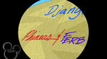 Django, Phineas, and Ferb's signatures
