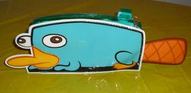 Perry the Platypus pencil case