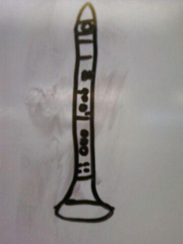 File:Clarinet Drawing.jpg