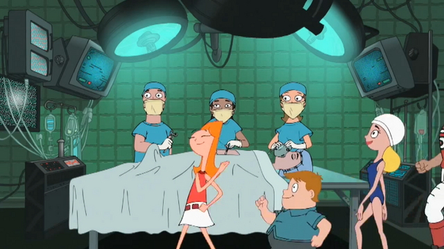 File:Candace and three doctors.PNG