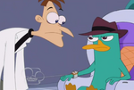 Doofenshmirtz is up to no good