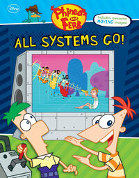 All Systems Go! front cover