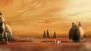 Exotic world across the galaxy-7