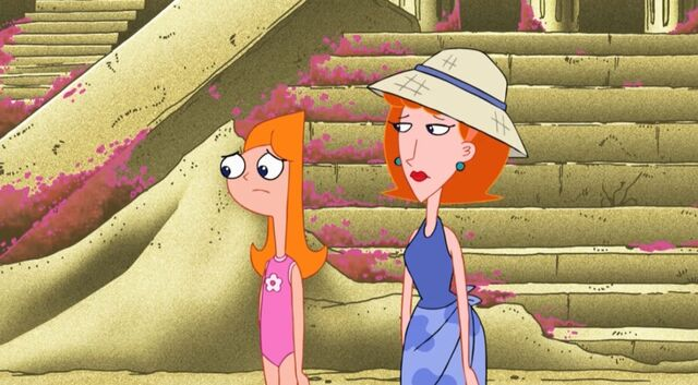 File:Candace and Linda not relizing Atlantis is behind them.jpg