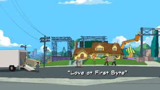 Love at First Byte title card