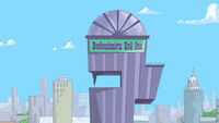 Doofenshmirtz Evil Incorporated