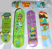 PnF Mini Skateboard - components