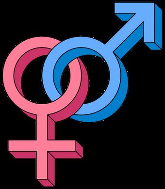Heterosexual Symbol