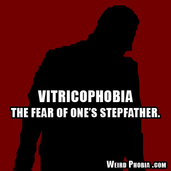Vitricophobia