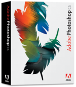 Adobe Photoshop CS retail box