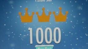 Piano Tiles 2 Little Star High Score 1000 Piano Tiles 2 Song 1