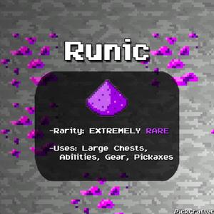 Runic info