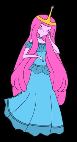 259px-Princess bubblegum by randomistics-d4m8swu