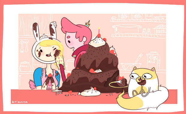 File:Fionna and chocolate cake by dbrianna-d4nweuu.jpg