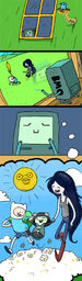 Bmo comic by sircollection-d3a49h6