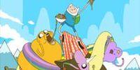 Adventure time cartoon cast