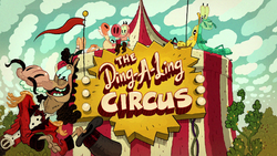 The Ding a Ling Circus