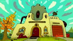 Elephant's House