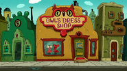 Owl's Dress Shop