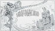 Bananaland BW