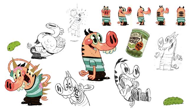 File:Pig Concept Art.png