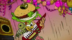Burgerstein Keytar