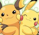 Yellow's Pikachu